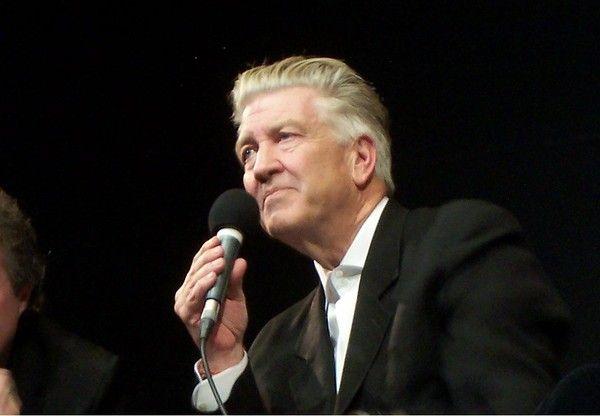 David Lynch à la Cinémathèque française, le 13/10/2010